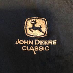 adidas Shirts - Navy Adidas Golf Polo, size M